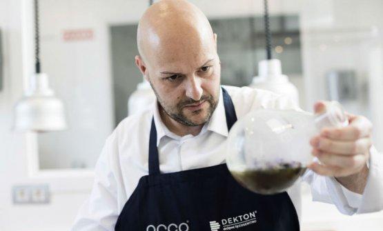Andrea Bernardi, chef romano a Tenerife: ha appena
