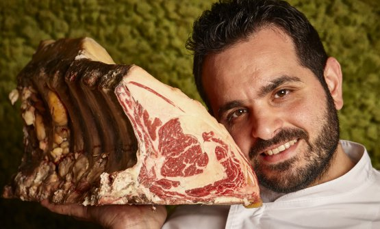La chef Luciano Bifulco