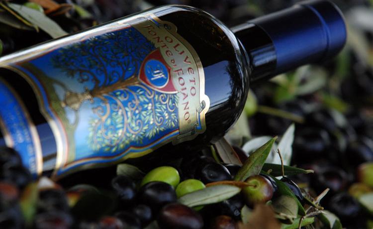 Il Fonte di Foiano 1979 di Fonte di Foiano provieneda un cru dell'oliveto a Castagneto Carducci