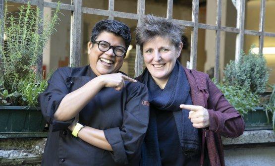 Ritu Dalmia e Viviana Varese: saranno insieme nel