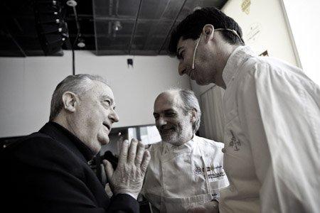 Aimo Moroni, Corrado Assenza, Massimiliano Alajmo