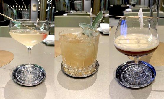 Art Decò, Tropika, Gaul-Up, sono i 3 cocktail rhu
