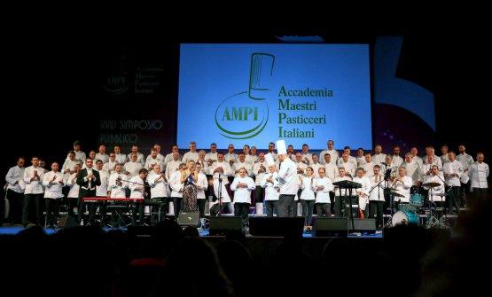 I pasticceri Ampi riuniti per i 25 anni dell'associazione (fotochezmoibyfausto)