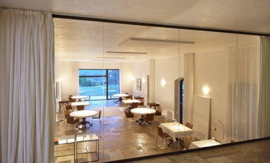 La sala del Reale Casadonna(ph Alberto Zanetti)