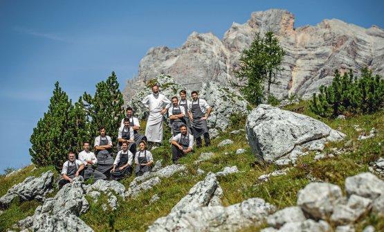 La brigata del St.Hubertus ci aspetta in alta montagna, ogni domenica a partire dal 12 luglio