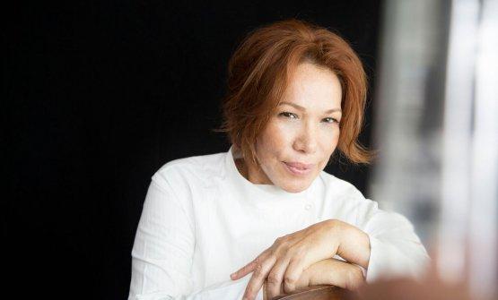 La chef colombiana Leonor (Leo) Espinosa,