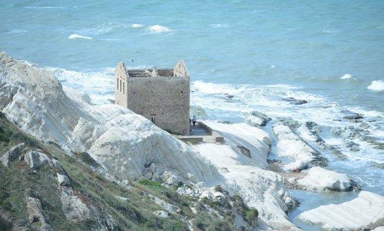 LaRiserva naturale di Punta Bianca, Agrigento