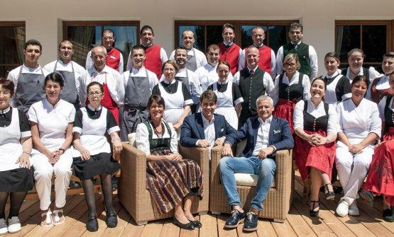 La grande famiglia del Tyrol