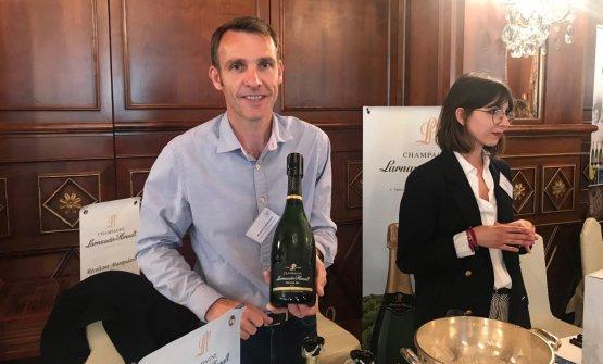Michael Larnaudie - Champagne Larnaudie-Hirault