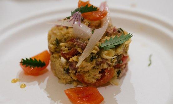 Panzanella toscana, tosone, parature di bolliti