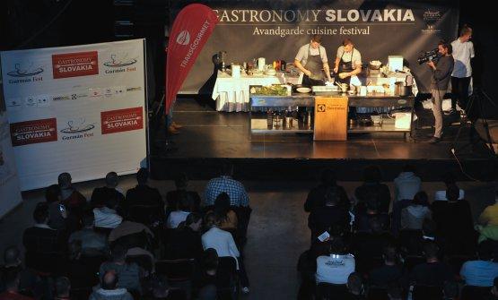 Gastronomy Slovakia