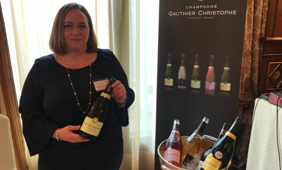 Catherine Gauthier - Champagne Gauthier-Christophe