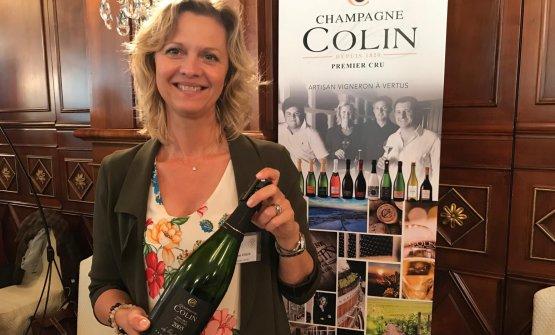 Delphine Colin - Champagne Colin