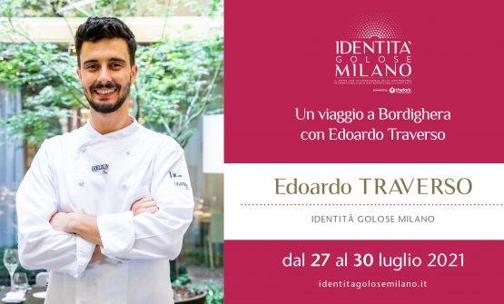 Gran finale a Identità Golose Milano, protagonista la grande cucina ligure di Edoardo Traverso