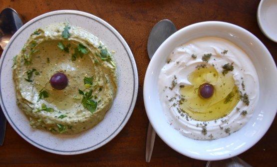 Nei pressi del Mar Rosso, a Neot Smadar, c'è persino un ristorante vegetariano. Si chiamaPundak