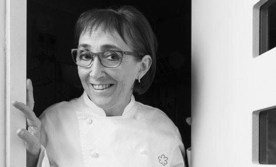 Marta Grassi, chef del Tantris di Novara, una stel