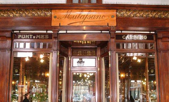 Caffè Mulassano: il luogo dove è nato il tramezzino