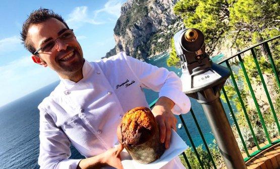 Pasquale Rinaldo, chef delRistorante D'Amore