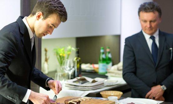 ALMA, Scuola Internazionale di Cucina Italiana, è
