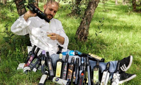 Andrea Perini, chef del ristorante Al 588, contenu