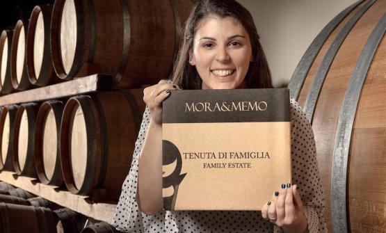 Elisabetta Pala, donna del vino Mora&Memoa Serdi