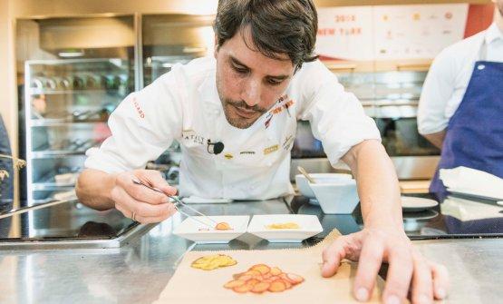 Virgilio Martinez, classe 1977, chef di Central a Lima e alfiere del rinascimento peruviano (foto Brambilla/Serrani)