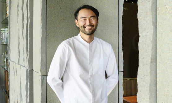Takeshi Iwai, 41 anni, giapponese di Ibaraki,ex