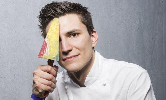 Paolo Griffa,chef del Petit Royaldel Grand Hot