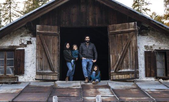 La famiglia Gaspari, al timone del ristorante San