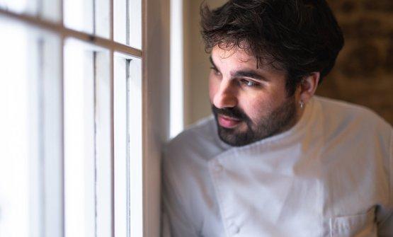 Gianluca Formichella, chef di Forma a Civitavecchi