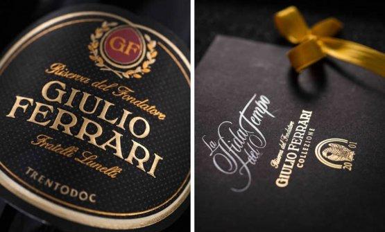 Giulio Ferrari Collezione 2001, 2.001 bottiglie nu