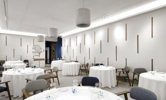 La nuova sala de Il Luogo di Aimo Nadia di Milano,