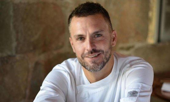 Igor Jagodic, chef del ristorante Strelec di Lubia