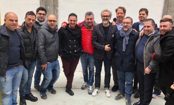 Poesia e bellezza a Napoli: il settimo progetto di Bottura e Food for Soul