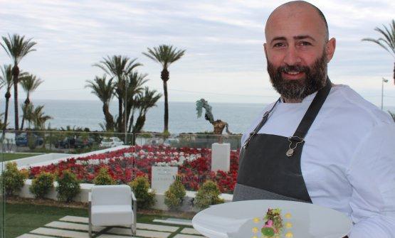 Manuel Marchetta, ristoranteMimosa, Sanremo (Imperia)