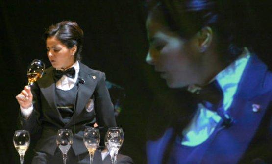 Nicoletta Gargiulo, sommelier e restaurant manager