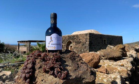 Il Passito di Pantelleria dell'azienda Marco