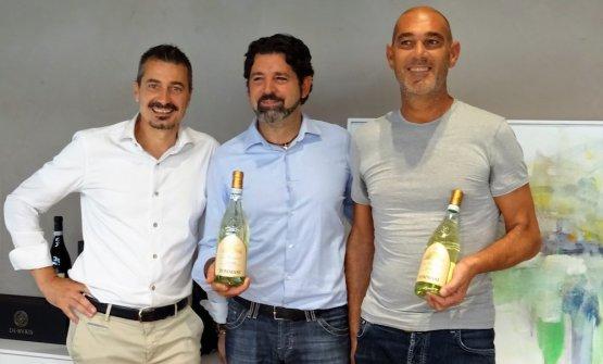 Pierangelo, Giancarlo e Piergiorgio Tommasi,quar