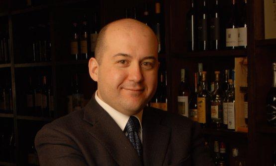 Prima della sede attuale, dal2011 al 2017 Pipero era all'hotelRex di Roma.Nel biennio precedente il ristorante eraad Albano Laziale