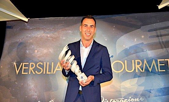 """Marco Vaiani, premio""""Migliore in sala"""""""