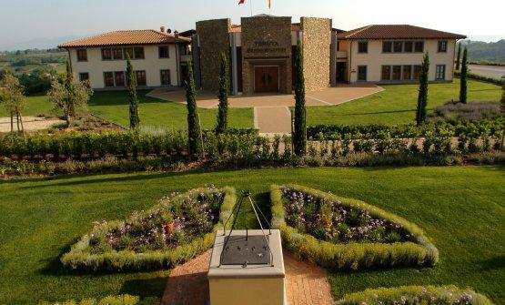 La tenuta di Podernovo in Toscana