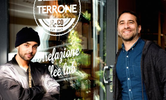 Terrone, well known, independent coffee roasters i