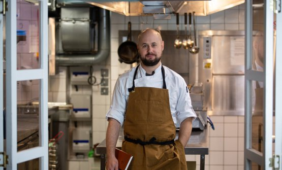 Tom Cenci, chef at Loyal Tavern on Bermondsey St
