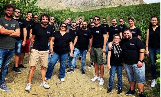Lo staff diVilla Costanza, via Pietro Bonanno4