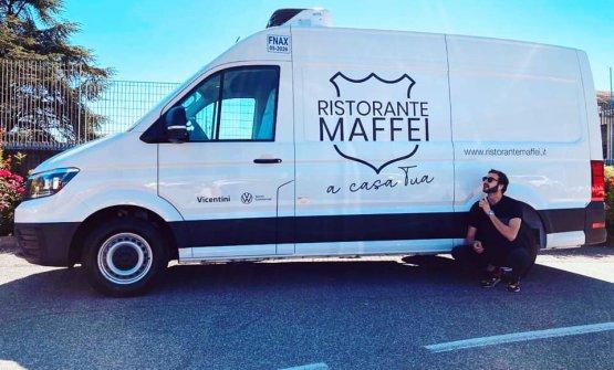 Il delivery del Maffei