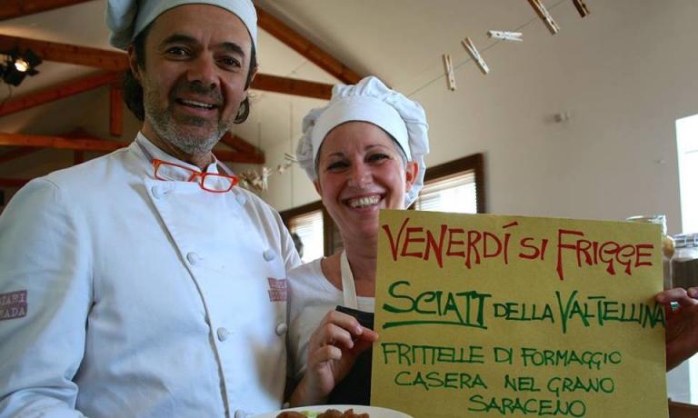 Giuseppe Zen, cuoco-macellaio di Mangiari di Strada, via Lorenteggio 269, Milano. Il locale è chiuso dal 29 dicembre scorso per uno sfortunatoincidente. Riaprirà tra settembre e ottobre 2018 (foto mangiaridistrada)