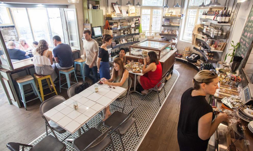 Ofaimme Farm Cafè (fotohaaretz.com)