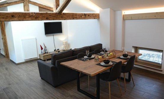 Una delle due nuove suites de El Molin