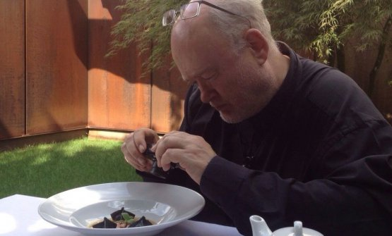 Bob Noto, creativo e gastronomo piemontese scompar