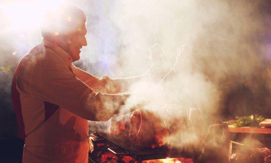 Dario Cecchini, mago della carne al Solociccia